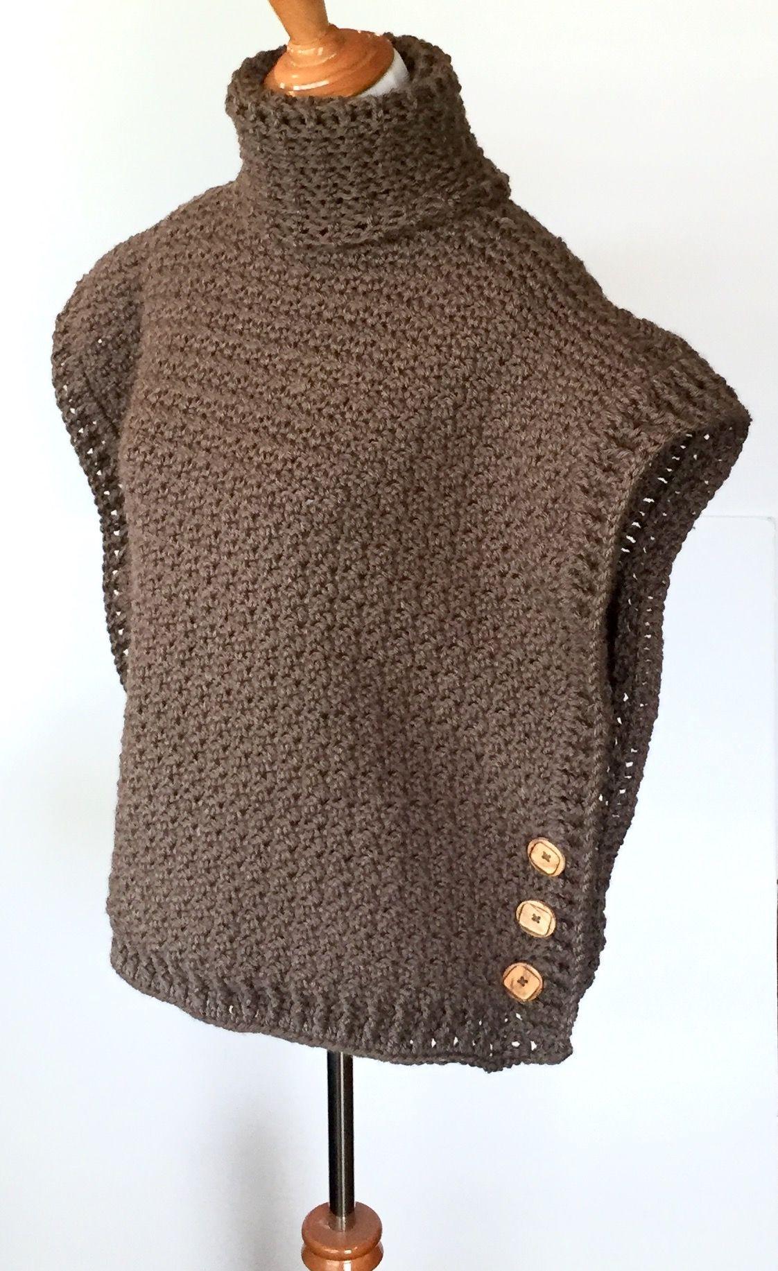 Sophia Poncho Crochet Pattern | Giyim | Pinterest | Ponchos, Tejido ...