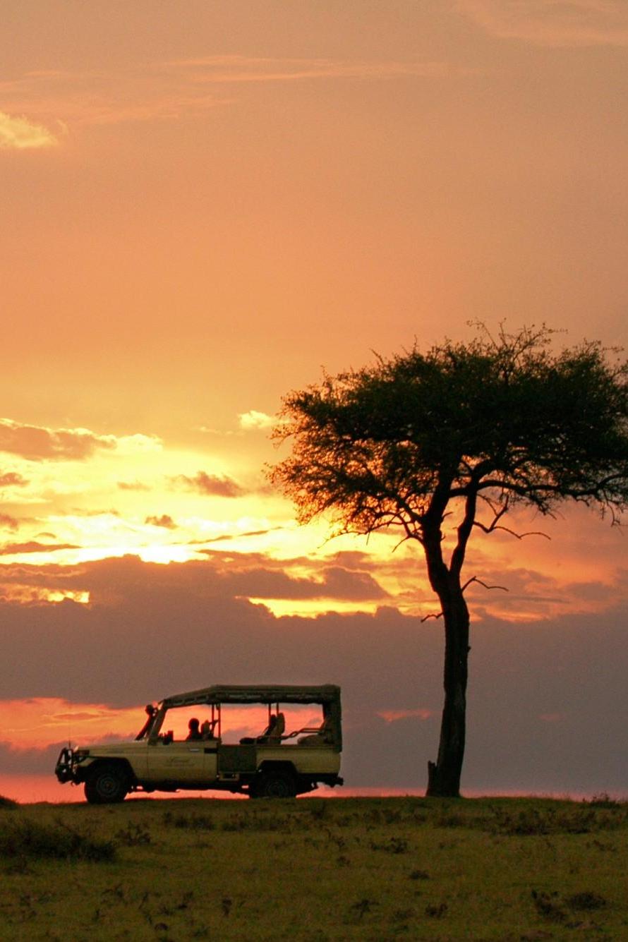 Go on a safari as animals roam the manicured grounds. Fairmont Mount Kenya Safari (Nanyuki, Kenya) - Jetsetter
