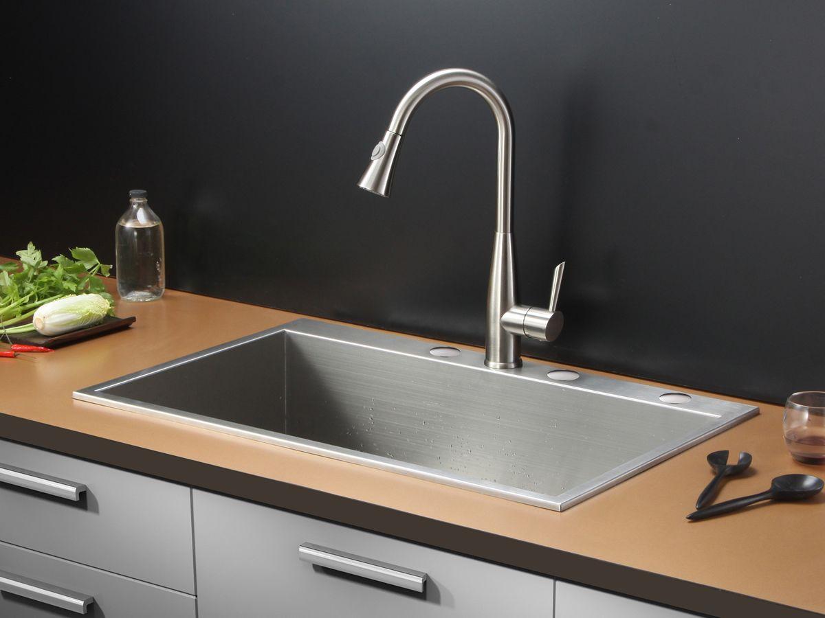 Overmount Küche Spüle Überprüfen Sie mehr unter http://kuchedeko ...