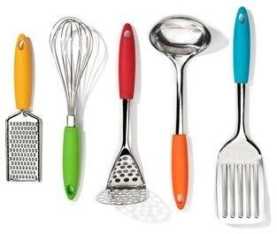 Five Piece Gadget Set Modern Kitchen Tools The Conran