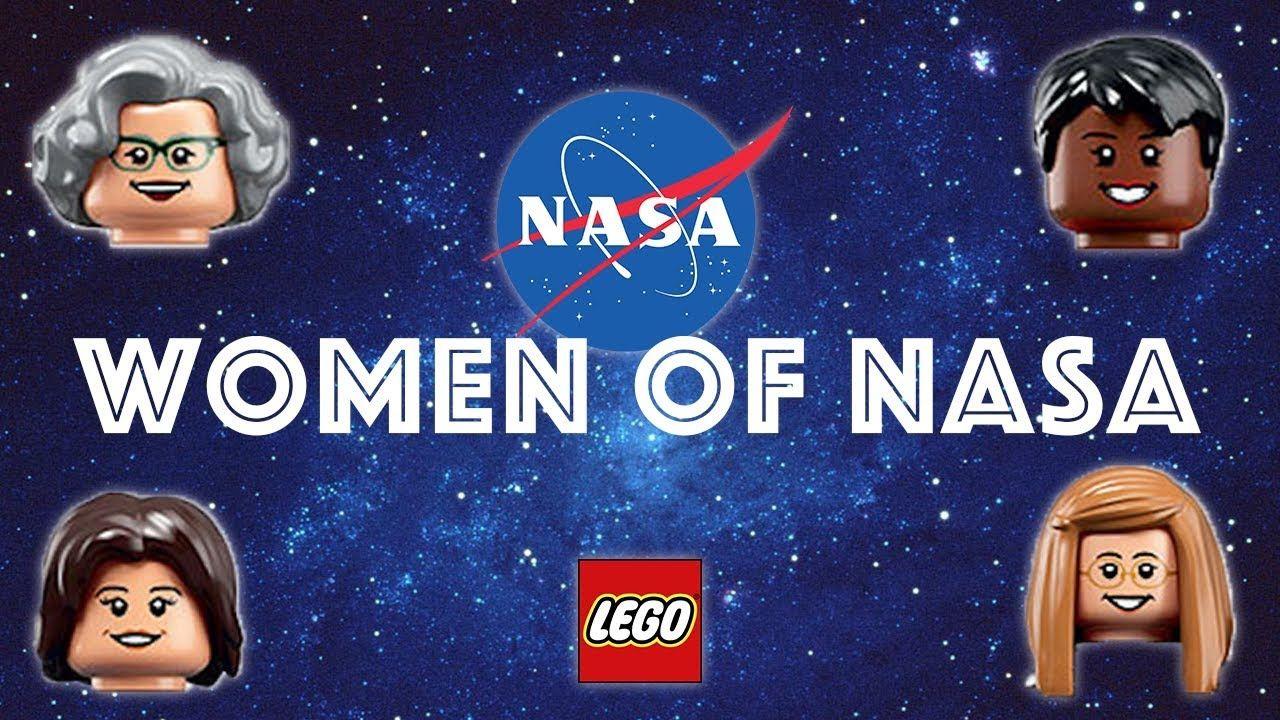 LEGO Women of NASA Review and Build 21312 Nasa, Women