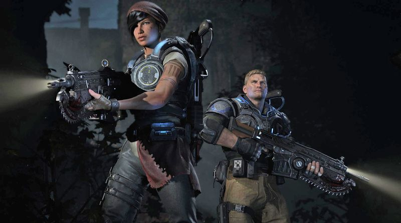 Gears of War 4 Release Date & Gameplay Revealed Marcus