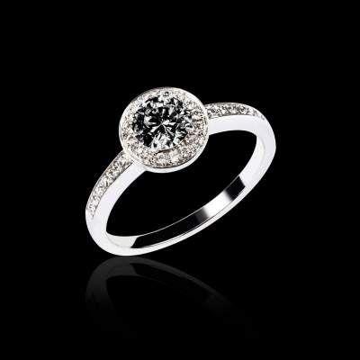 bague diamant paris