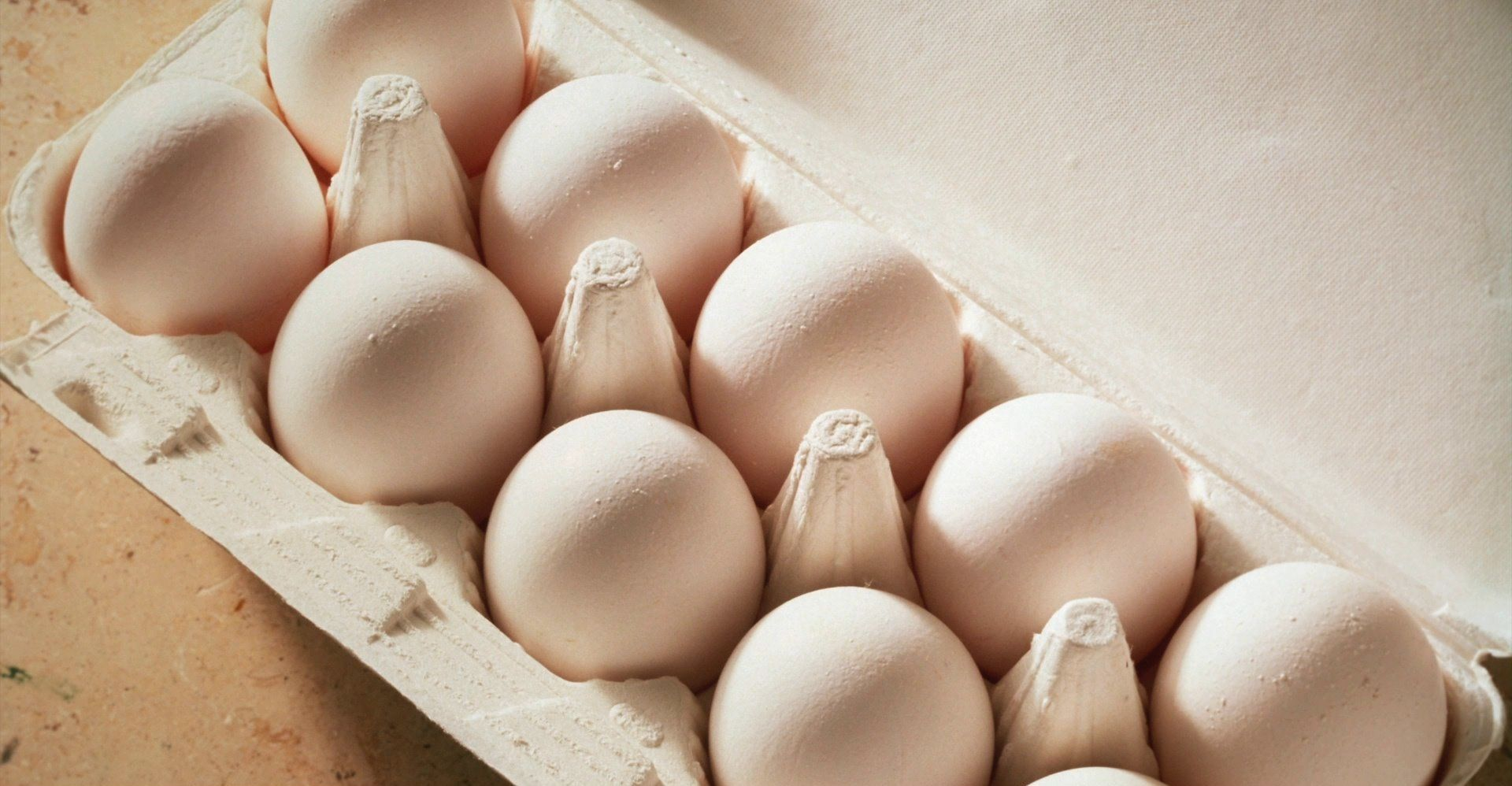 Eggs at the grocery store might be older than you think!