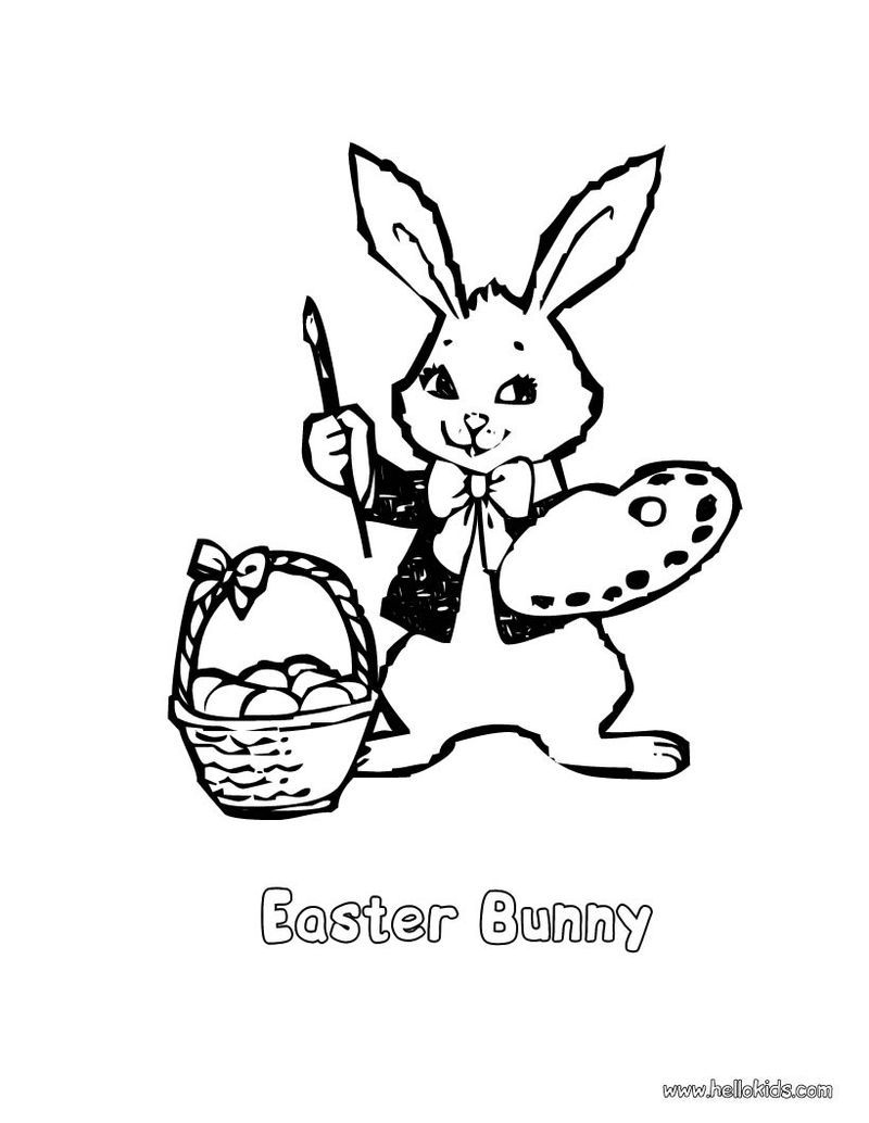 Free Printable Easter Bunny Coloring Pages Pdf Free Coloring Sheets Bunny Coloring Pages Easter Bunny Colouring Easter Bunny Pictures