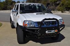 D22 Xrox Bar Nissan Navara Nissan Ford Courier