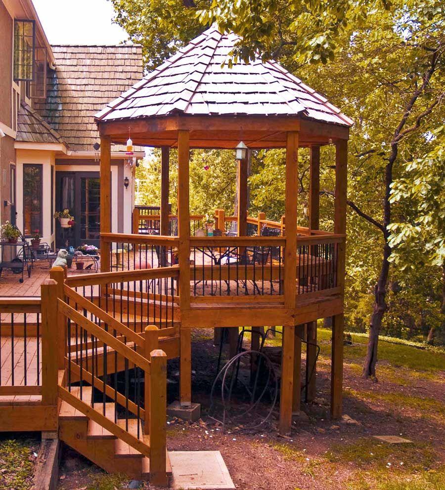 Pérgolas, cenadores y porches: sombra para tu jardín http ...