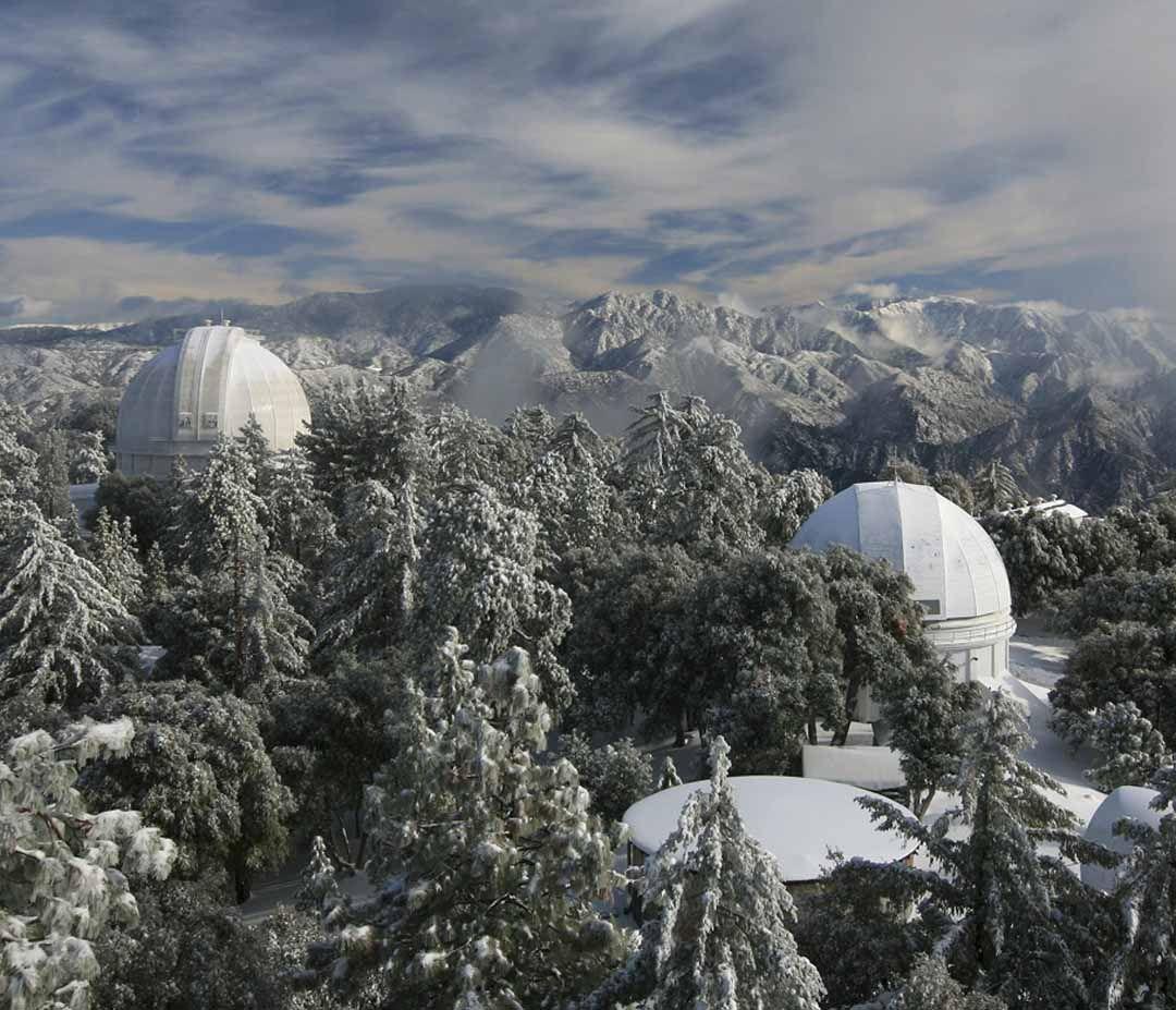 Mount Wilson Observatory Mount Wilson San Gabriel Mountains San Gabriel Valley