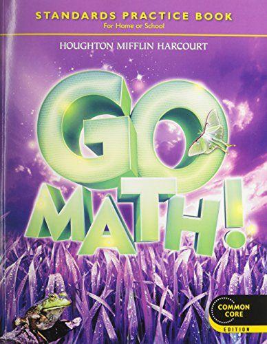 Go Math Student Practice Book Grade 3 Houghton Mifflin Harcourt 9780547588100 Amazon Com Books Go Math Houghton Mifflin Math Houghton mifflin math worksheets answers