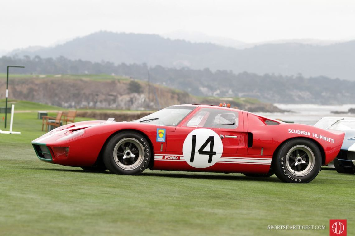 1966 Ford Gt40 P 1040 Mk I Ford Racing Pinterest Ford Ford