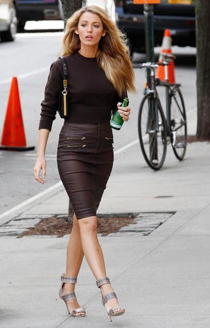 Friday Fashion: Style Icon, Blake Lively #blakelively
