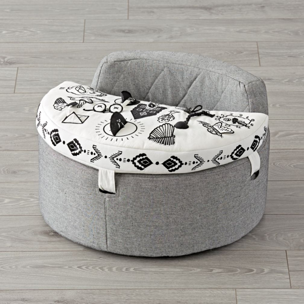 Roxy Marj Baby Activity Chair + Reviews   Crate and Barrel ...