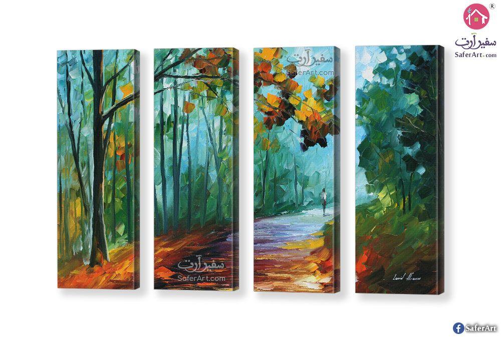 لوحات فنيه رومانسيه سفير ارت للديكور Romantic Paintings Art Painting