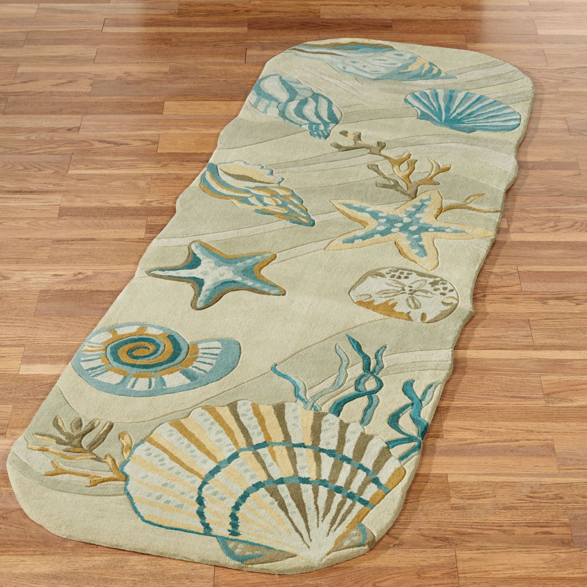 Coastal Dream Seas Area Rugs