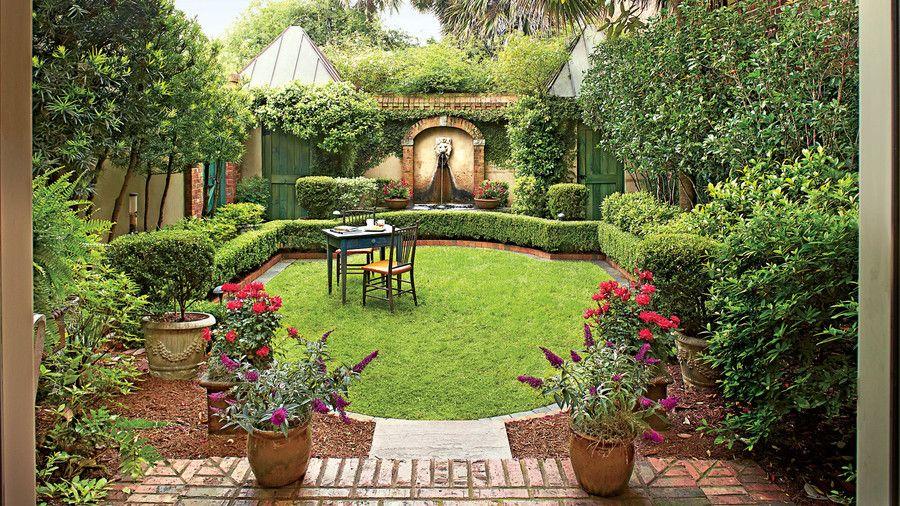 Classic Courtyards Courtyard Gardens Design Small Courtyard Gardens Backyard Garden Design
