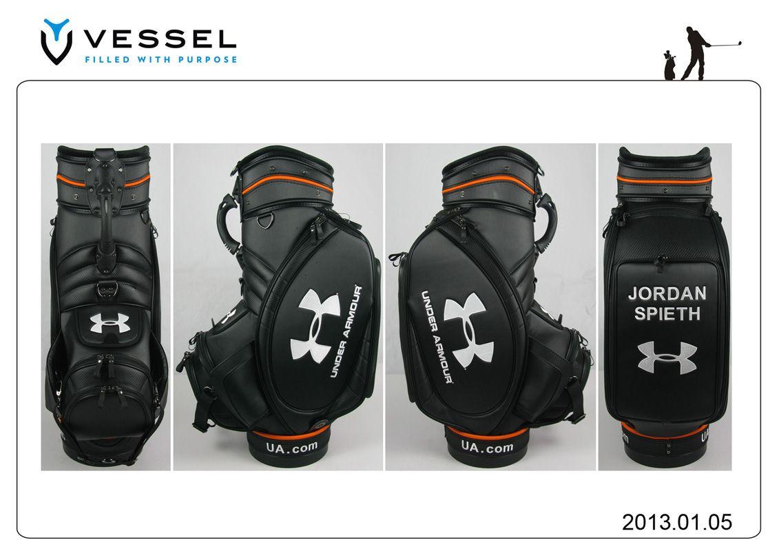 Jordan Spieth S Winning Bag At The John Deere Classic