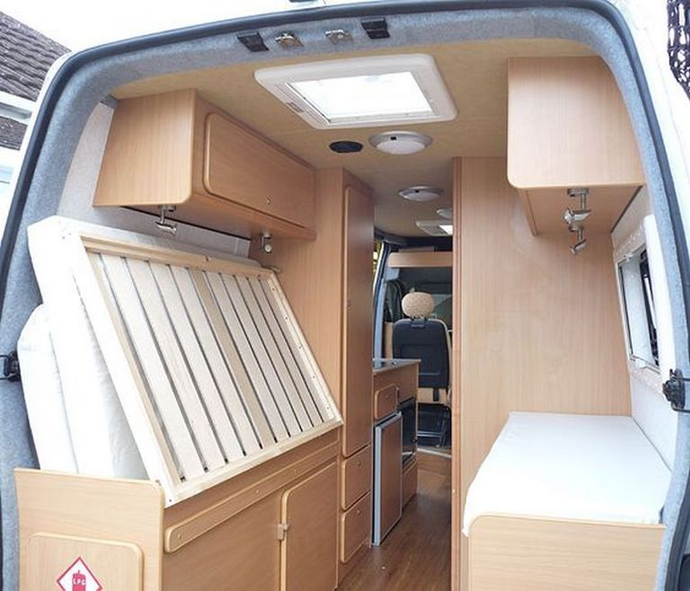 Awesome Camper Van Conversions Thatll Inspire You To Hit The Road 116