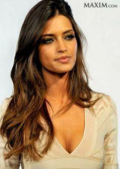 Sara Carbonero Hair Colour Indian Hair Highlights Indian Hair