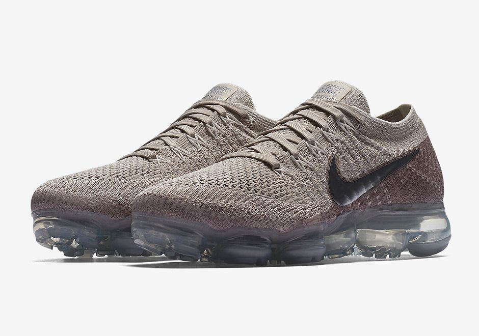 24921a3b2de Official images and release info for the women s Nike VaporMax in String  with Chrome accents (Style code  849557-202).