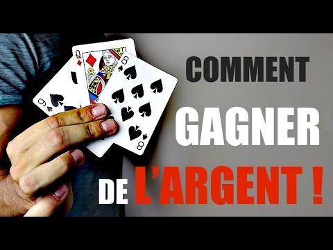 Arnaque Ou Magie Comment Gagner De L Argent Avec 3 Cartes