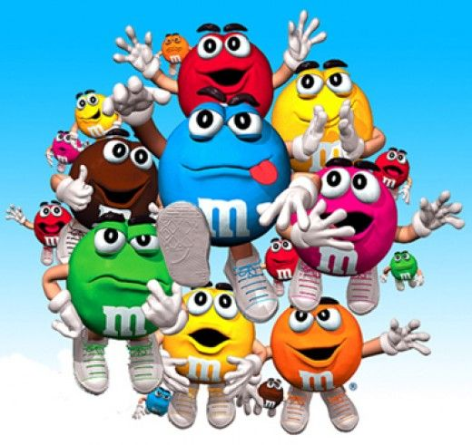 M&M Candy Posters   Bulk Color M&M\'s Have Many Uses   m+m candy ...