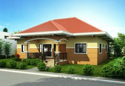 Small House Design Shd 2015010 Pinoy Eplans Small House Design Philippines House Design Modern Bungalow House