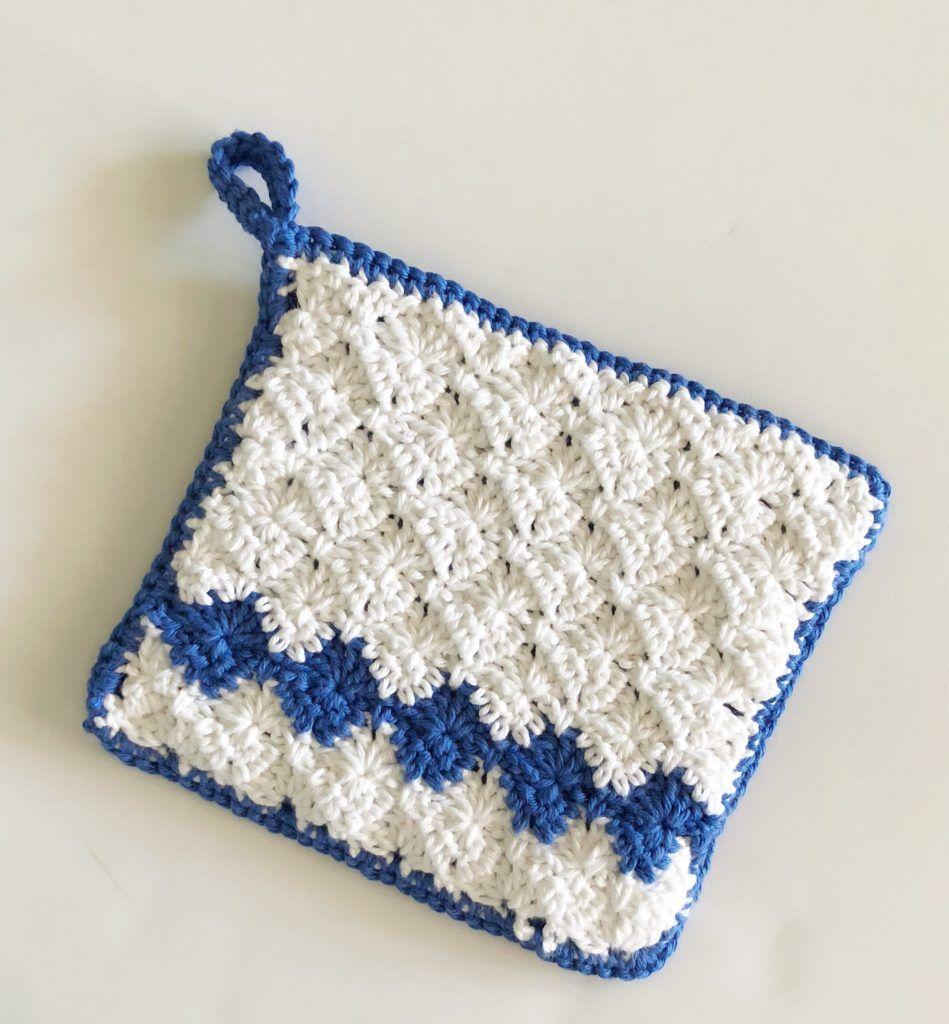 crochet hot pad | Crochet | Pinterest | Sweater hat, Crochet hot ...