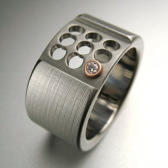 Beau Looking For Unique Mens Engagement Rings To Propose To Him? Perhaps You  Want To Give Him A Ring After He Proposed To You? Here Are 25 Unique Rings  Just For ...