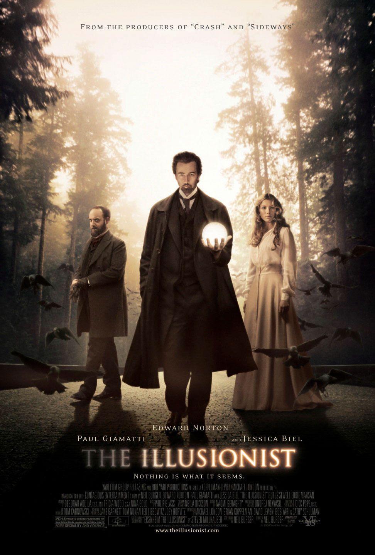 The Illusionist, 2006 Иллюзионист, Постер фильма, Фильмы