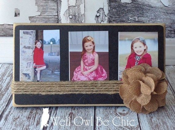 Handmade Wooden Picture Frame For Wallet Size Pictures Picture Frames Handmade Wooden Frame