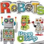 Just the idea of Robots is a lot of fun. Imagine if you had one!