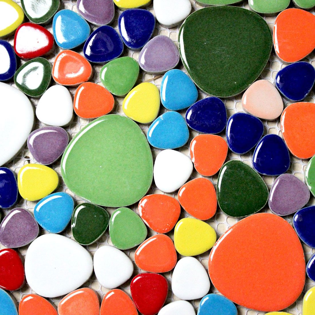 Irregular mixed ceramic mosaic tiles cobblestone stone multicolour irregular mixed ceramic mosaic tiles cobblestone stone multicolour balcony pool pebble floor tile bathroom kitchen backsplash doublecrazyfo Gallery