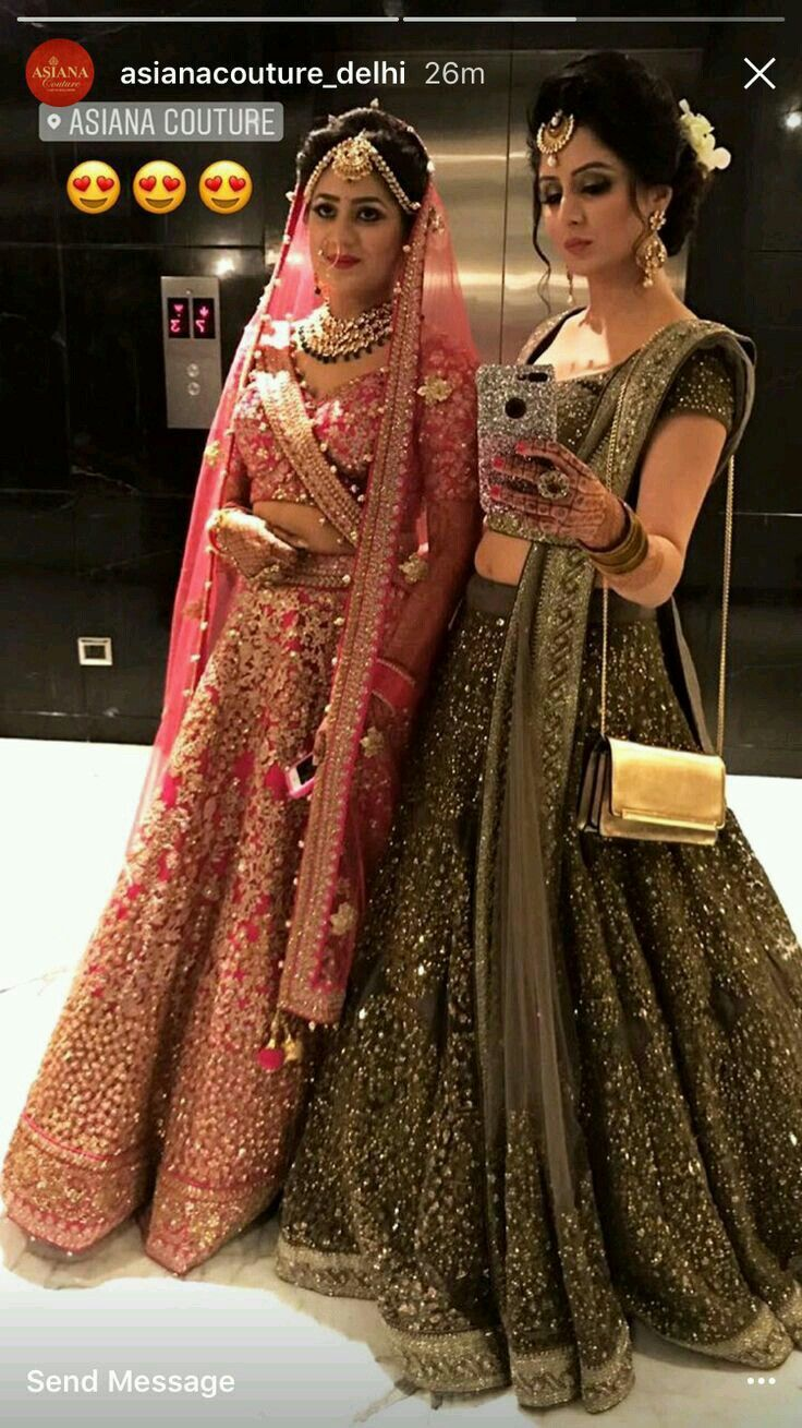 Specially for bride and bride's sister   lovely dresses ...