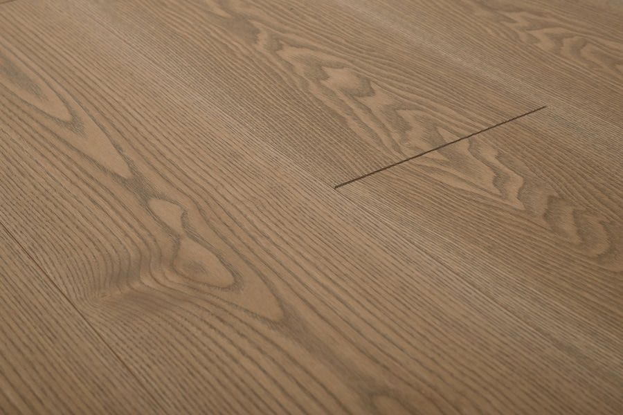 Grey Ash Ash Natural Sanded And Oiled Engineered Hardwood Ash