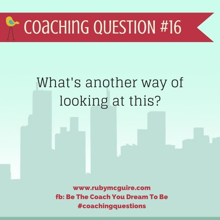 Coaching Questions - http://www.rubymcguire.com | Online Math ...