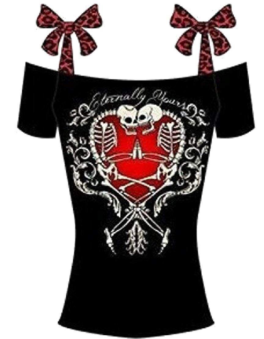 Pin Von Elena Basova Auf Bluzki Modestil Rockabilly Mode T Shirt Damen