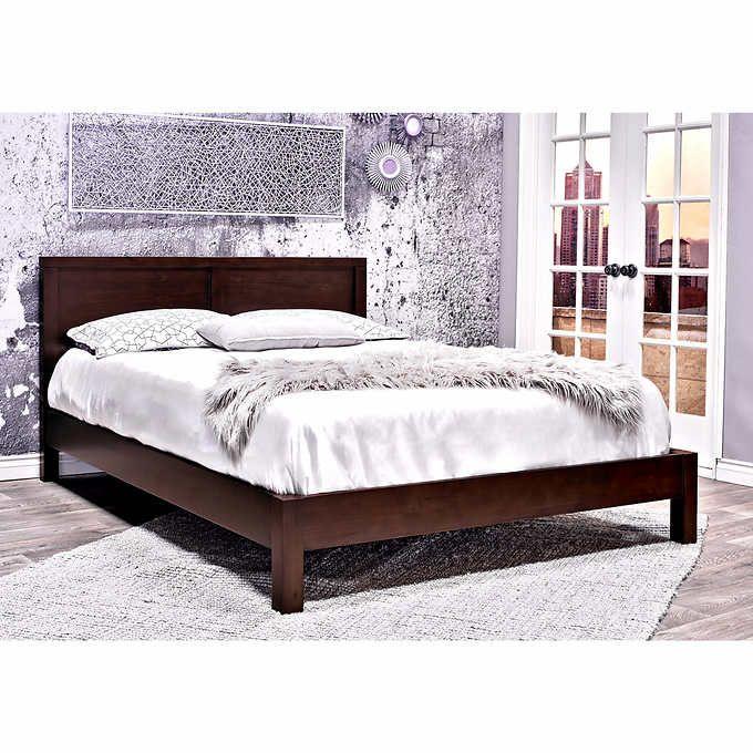 Pacifica Platform Queen Bed Platform Bed King Platform Bed Bed