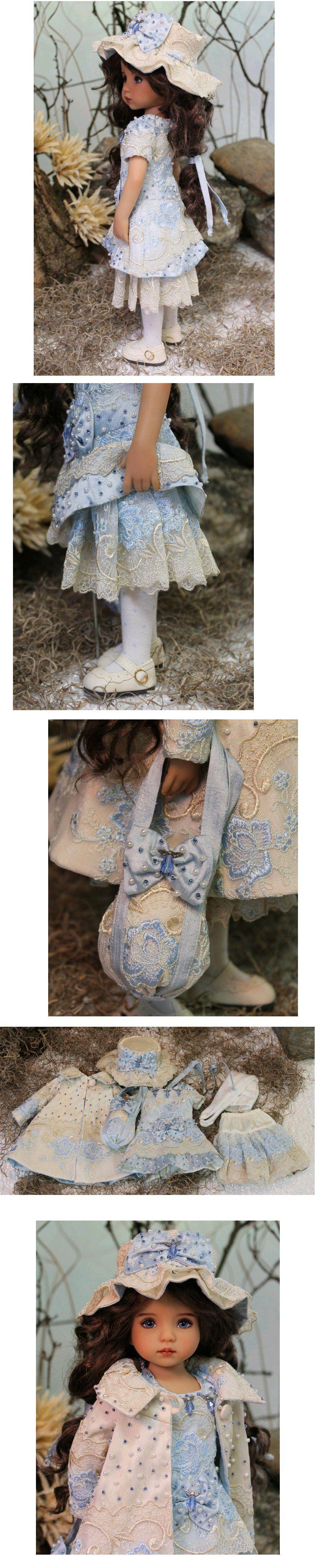 """'Perles Et Dentelles' - a Limited Edition Design for Dianna Effner's Little Darlings"""