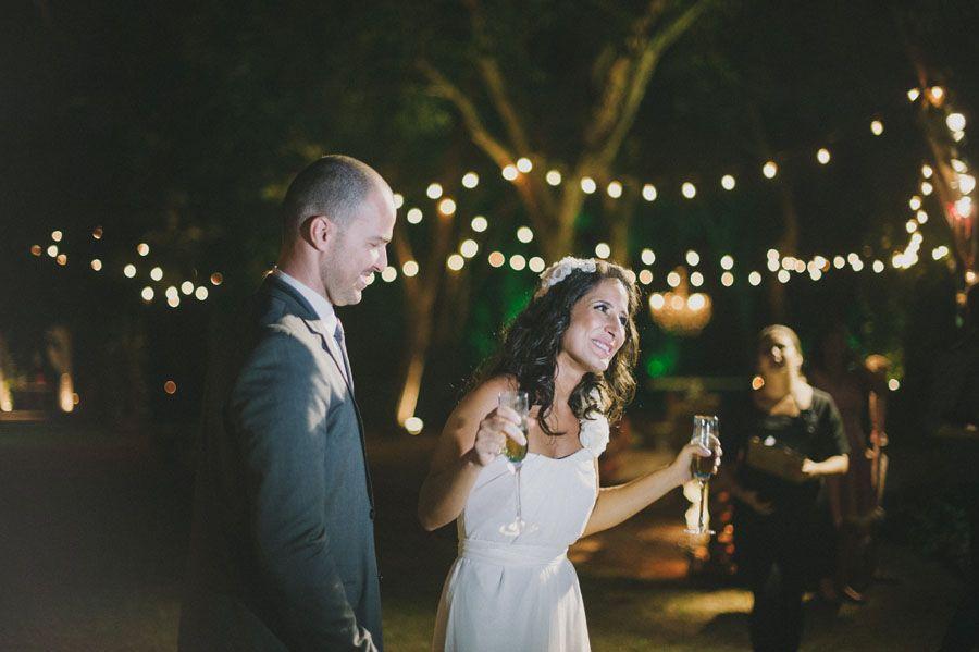 as luzinhas do casamento