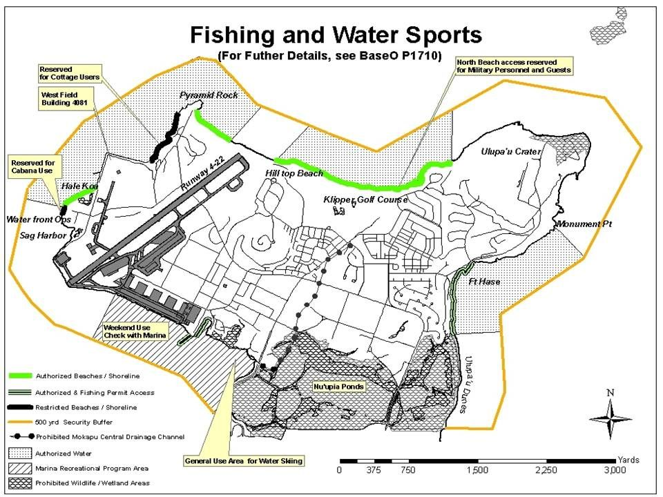 Marine corps base hawaii kbay marine crops m c b h for Fishing spots oahu