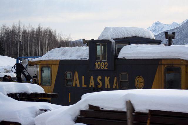 Alaska...gotta see this land someday.