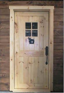 Log Cabin Exterior Doors All Our Doors Are Constructed