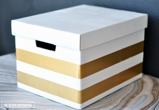 Diy Decorative Storage Box Ideas Diy Storage Projects
