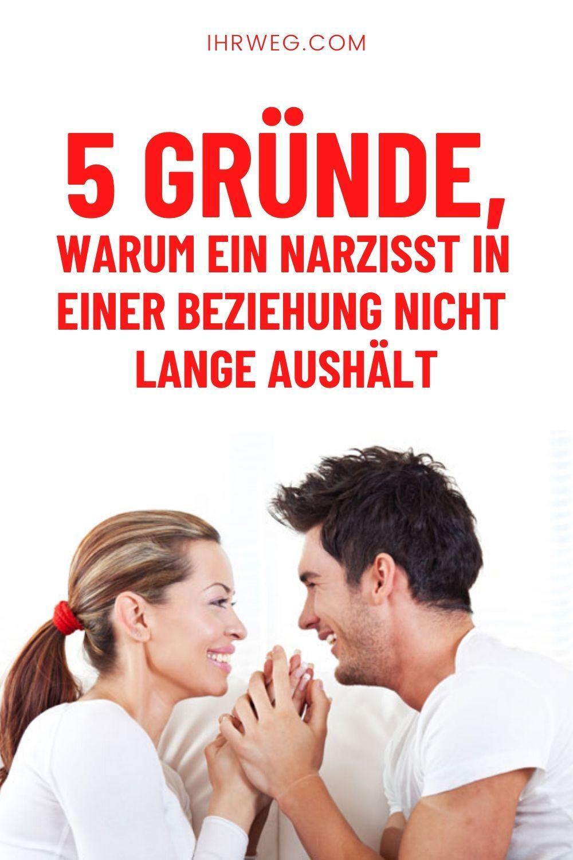 5 Gründe, Warum Ein Narzisst In Einer Beziehung Nicht