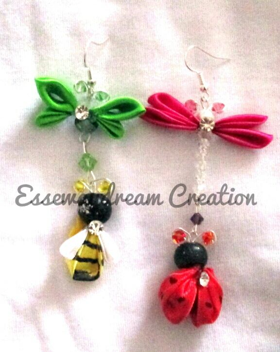 insect earring