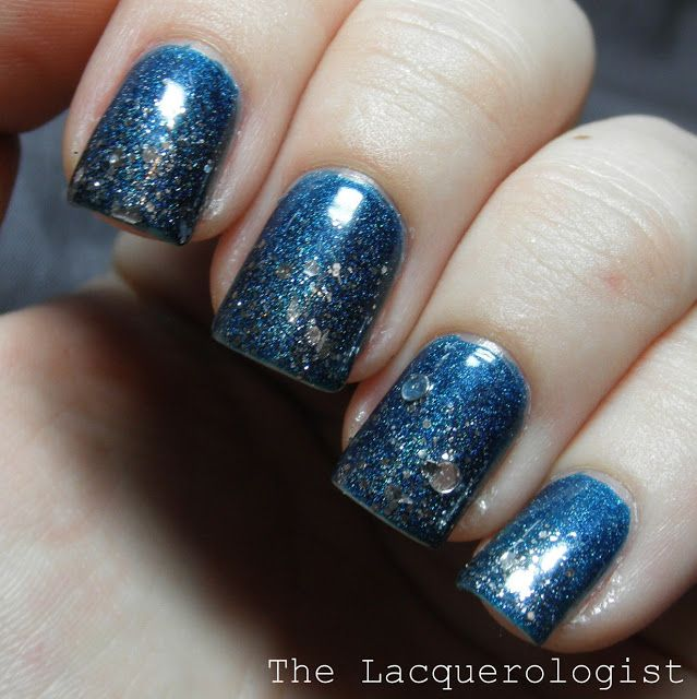 Philly Loves Lacquer Fancy Winter Wench Collection: Shooting Stars over Saturnalian