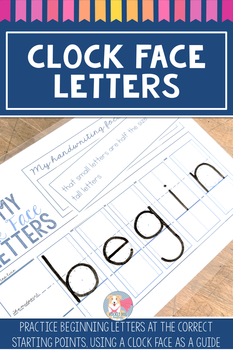 Are Your Students Struggling With Correct Letter Formation And Starting Points In Their Handwriting This Cl Word Building Preschool Letters Alphabet Preschool [ 1134 x 756 Pixel ]
