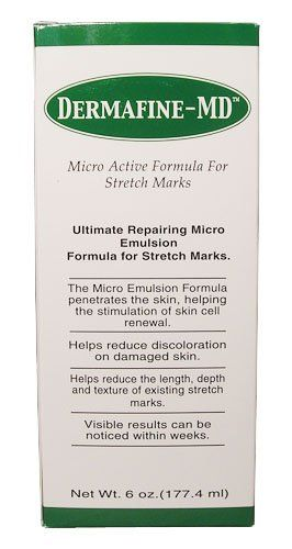 Dermafinemd Micro Active Stretch Mark Remover 6oz This Is An
