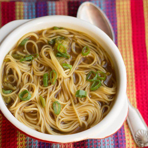 Quick And Easy Chinese Noodle Soup Recipe Chinese