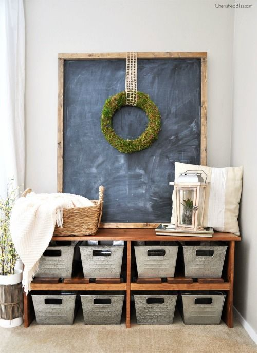 Create a Farmhouse Bench for under $25 and Inspire Your Joanna Gaines with these DIY Fixer Upper Ideas on Frugal Coupon Living.